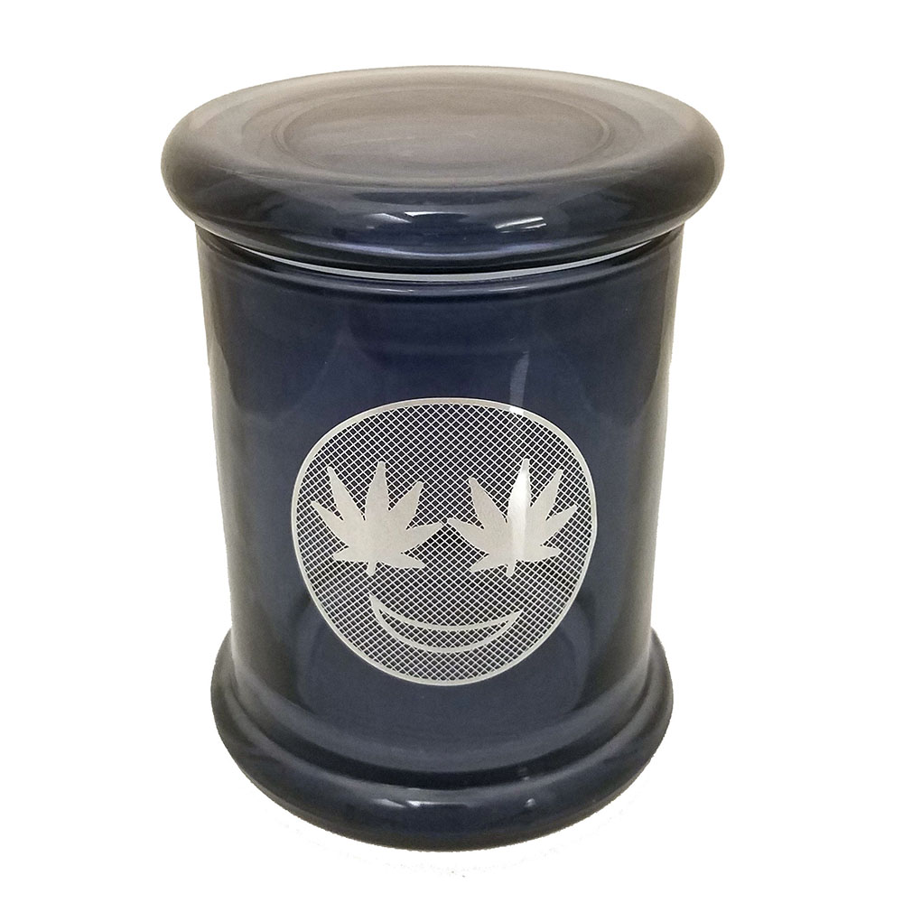 Marijuana Stash Jar Emoji